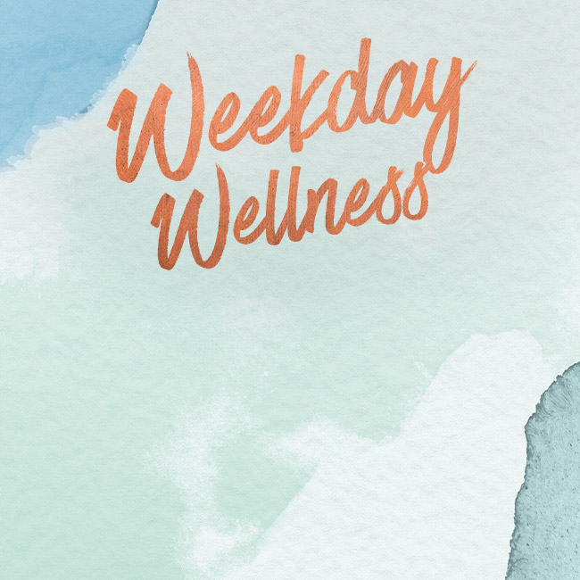 Weekday Wellness at The Boot Inn